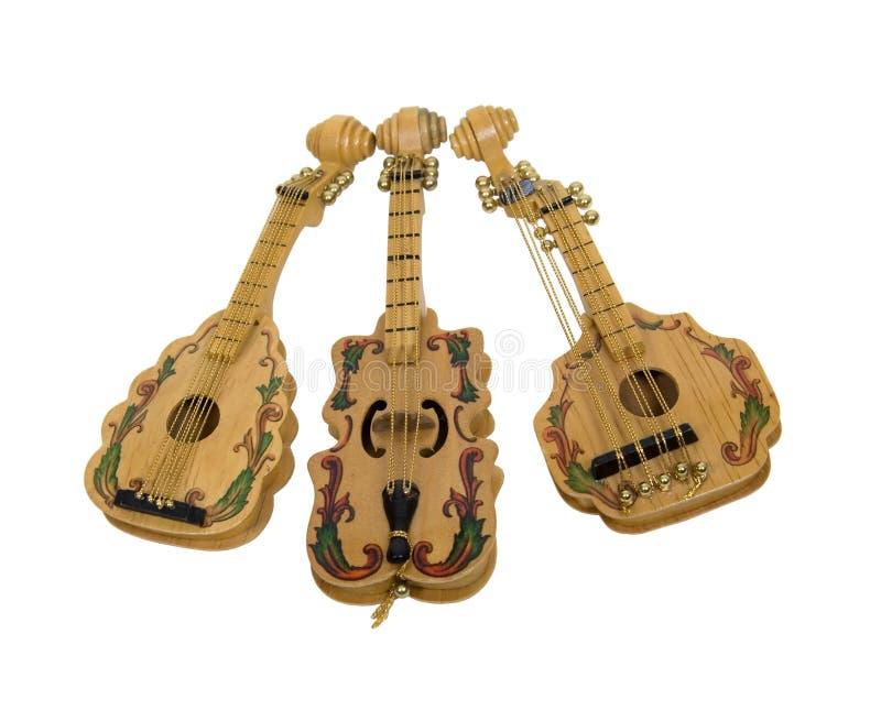 Instrumentos musicais amarrados foto de stock imagem de - Immagini violino a colori ...