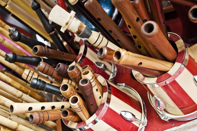 Instrumentos turcos, ney fotos de stock royalty free