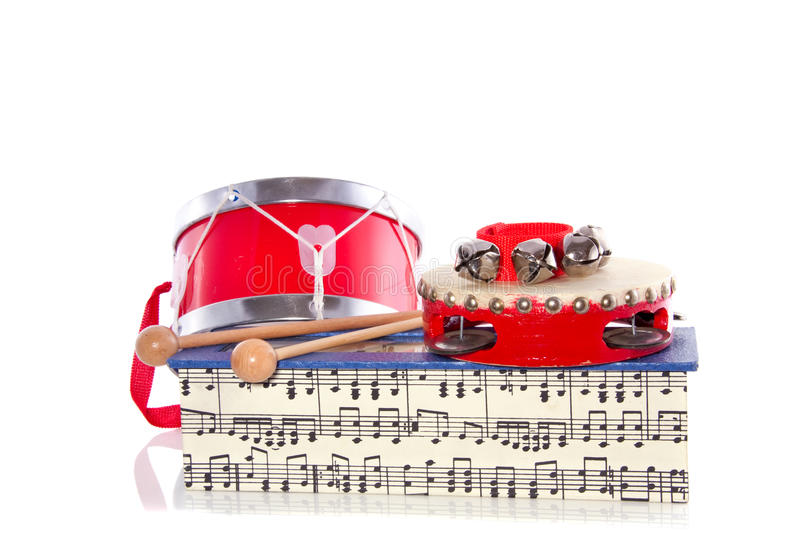 Instruments de percussion photographie stock libre de droits