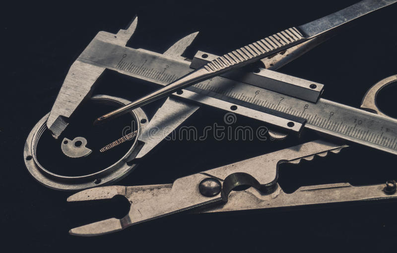 Instruments stock photography