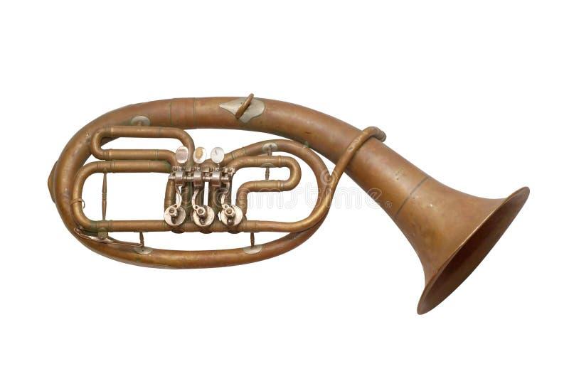 instrumentu rocznik muzykalny stary zdjęcie stock