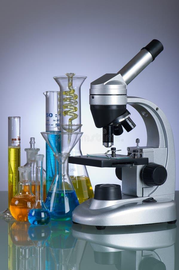 instrumenty laboranccy zdjęcie royalty free