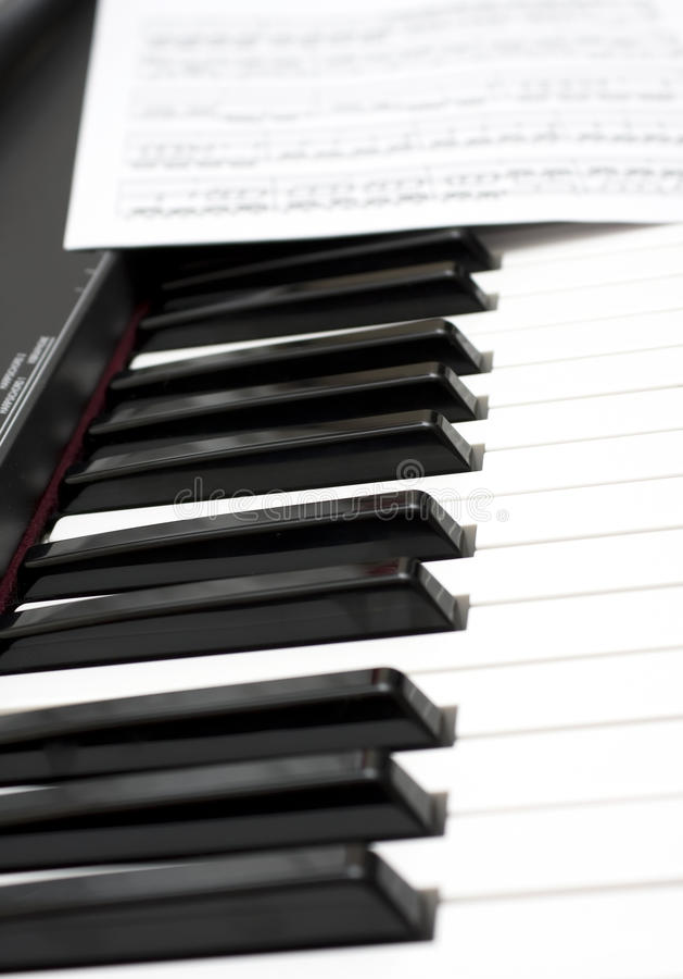 instrumenty muzyczni obrazy stock