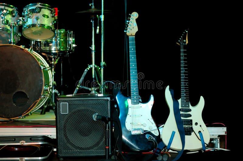 instrumenty muzykalni obraz royalty free