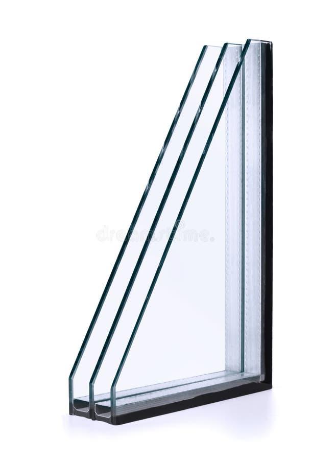Insulatedglasieren stockbild