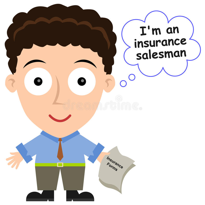Insurance stock illustration
