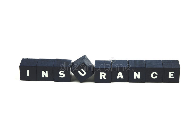 Insurance royalty free stock image