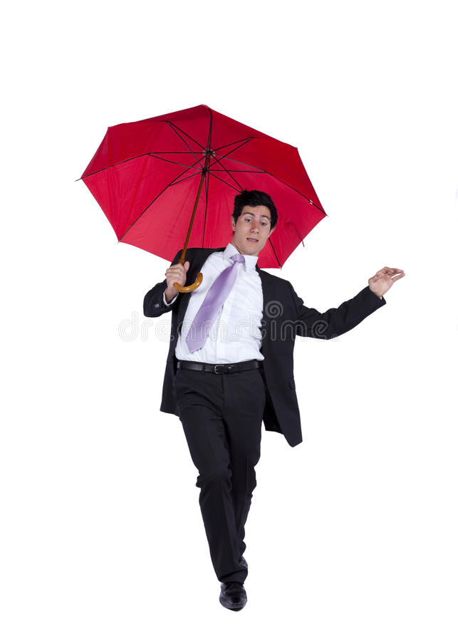 Insurance Agent Stock Photography