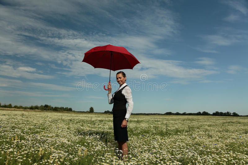 Download Insurance Agent Protects You. Stock Photo - Image: 15066582