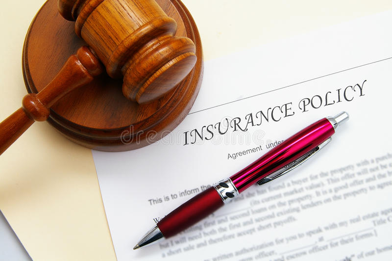 Download Insurance policy stock photo. Image of life, attorney - 17419122