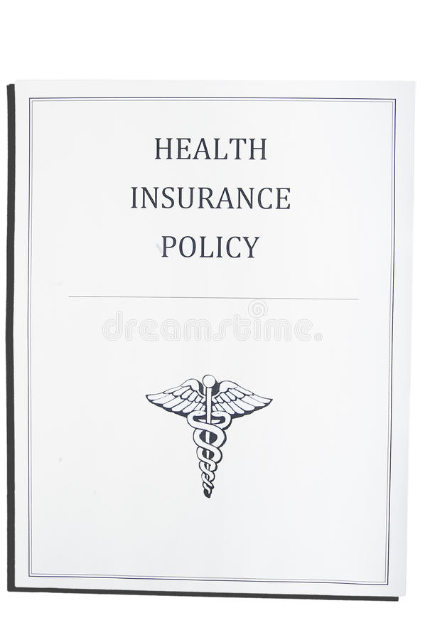 Download Insurance policy stock image. Image of care, health, paper - 17667827