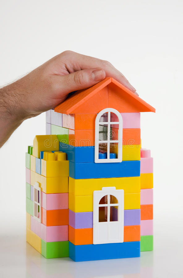 Download Insurance Of The Real Estate Stock Photo - Image: 15161320