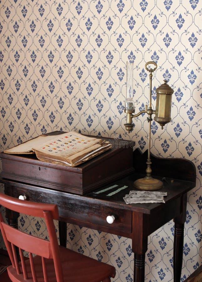Intérieur à la maison. photo stock