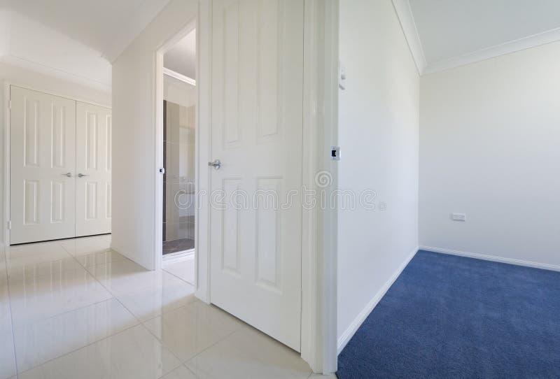 Intérieur à la maison moderne photo stock