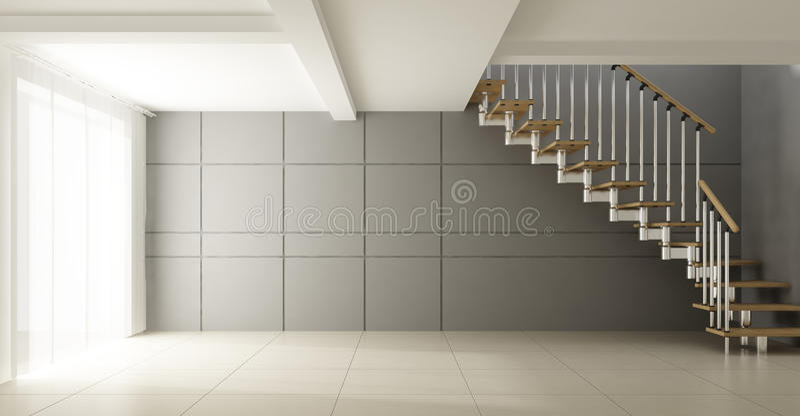 intérieur illustration stock