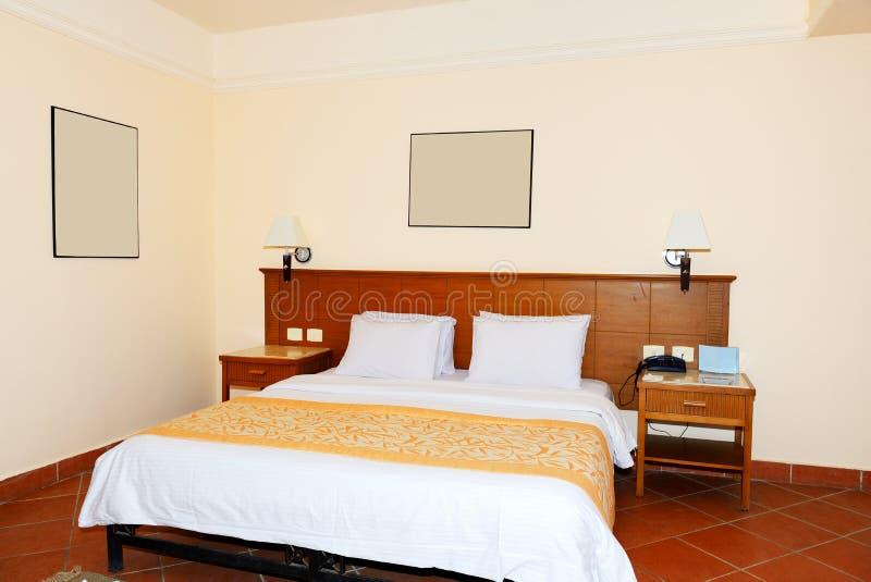 Intérieur d'appartement dans l'hôtel de luxe photo stock