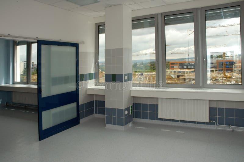 Intérieur d'hôpital photographie stock