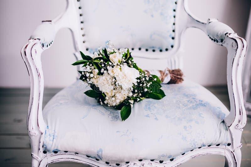 Intérieur de bouquet photo stock