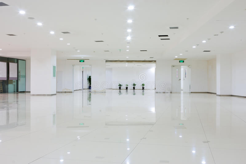 Intérieur de couloir photos libres de droits