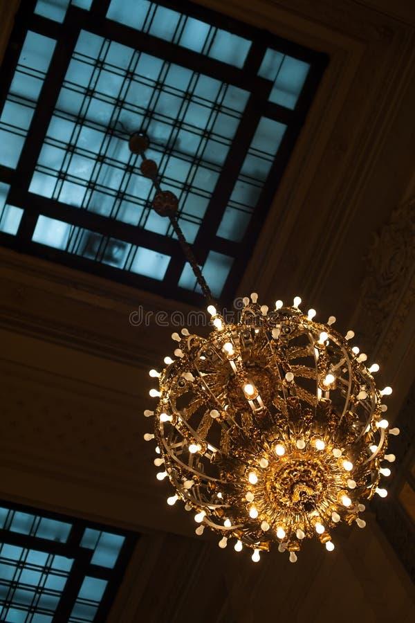 Intérieur de Grand Central photo stock