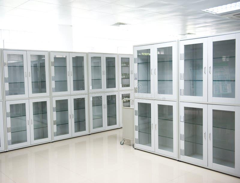 Intérieur de laboratoire photos stock