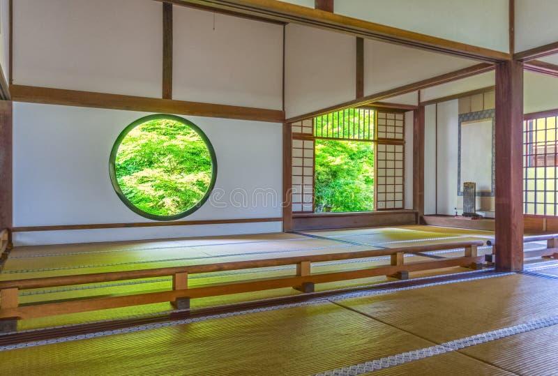 int rieur de maison japonaise traditionnelle photo stock image du tage place 88686492. Black Bedroom Furniture Sets. Home Design Ideas