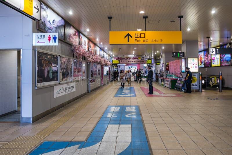 Download Intérieur De Station D'Aomori Image éditorial - Image du accès, banlieusard: 76089860