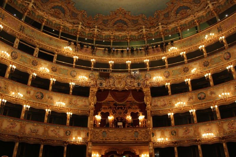 Download Intérieur De Théâtre De Fenice De La Image éditorial - Image du juin, d0: 45354170