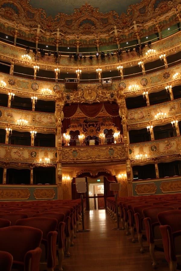 Download Intérieur De Théâtre De Fenice De La Photo éditorial - Image du théâtre, indoors: 45354176