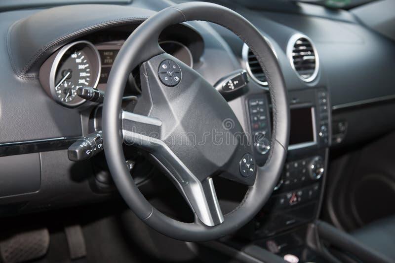 Intérieur de voiture photo libre de droits