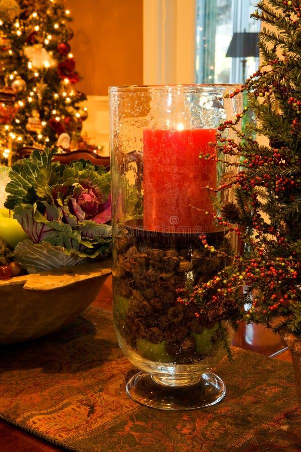 Intérieurs de Noël photos libres de droits
