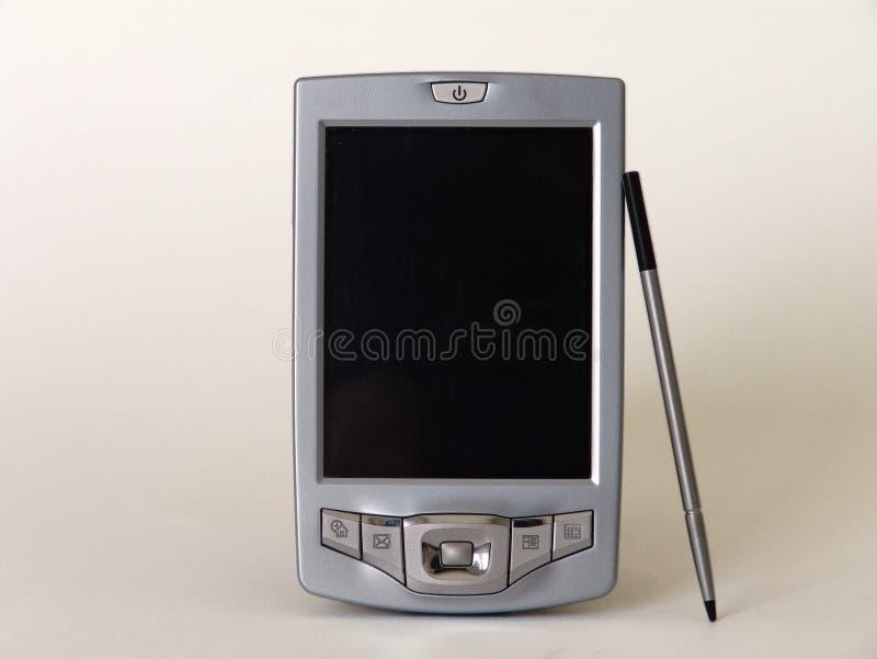Intaschi il PC - PDA fotografie stock libere da diritti