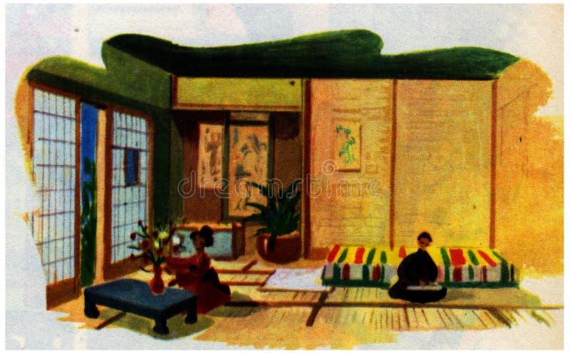 Intérieur Japonais Free Public Domain Cc0 Image