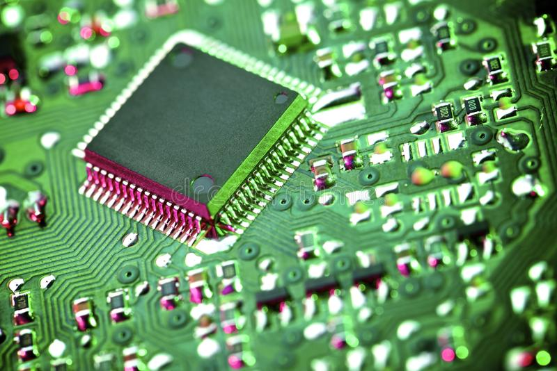 Download Integrated Circuit stock photo. Image of closeup, circuitry - 39339650
