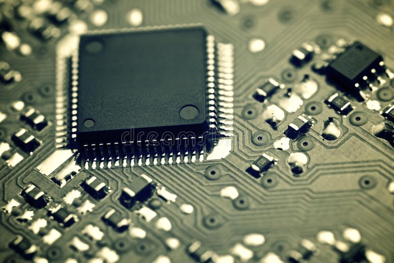 Download Integrated Circuit Stock Photo - Image: 39847733