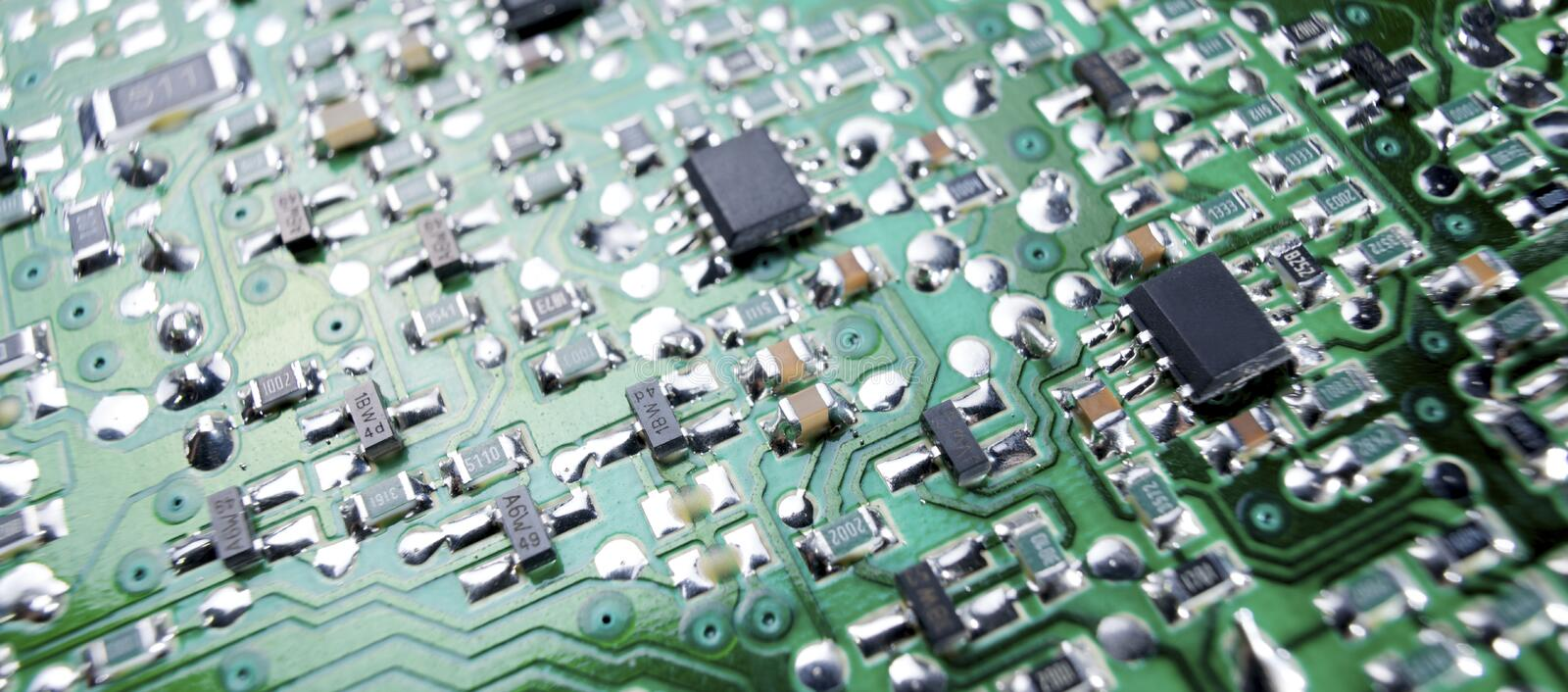 Download Integrated Circuit Stock Photo - Image: 38916490