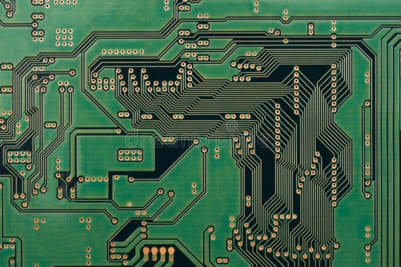 integrerad strömkrets arkivfoton