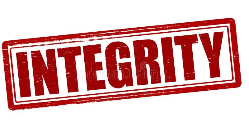 integridad libre illustration