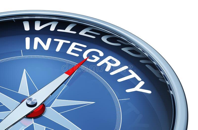 integriteit stock illustratie