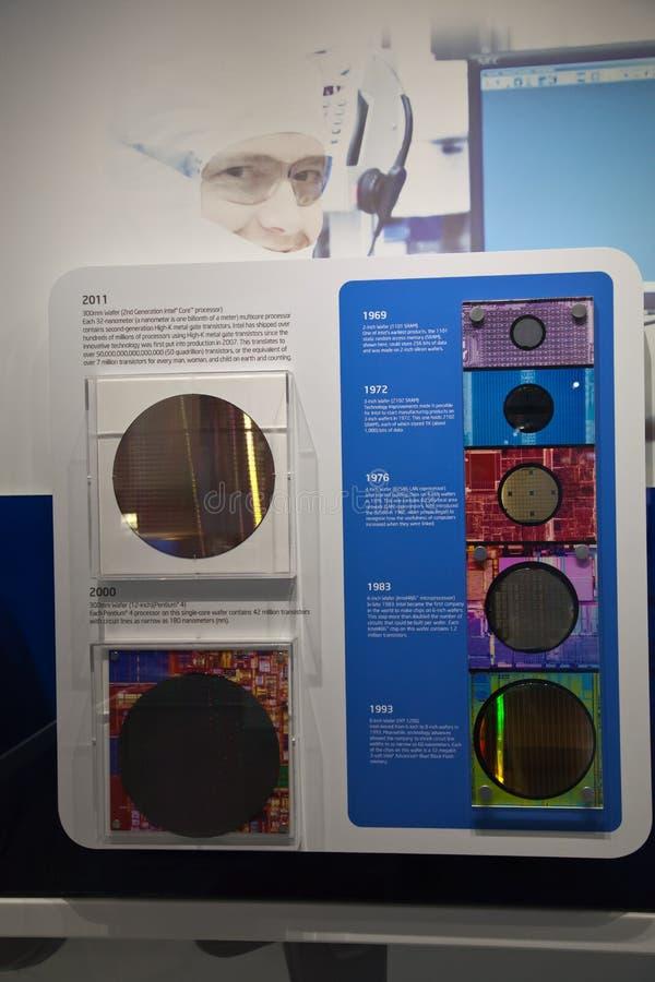 Intel Corporation stockfotos