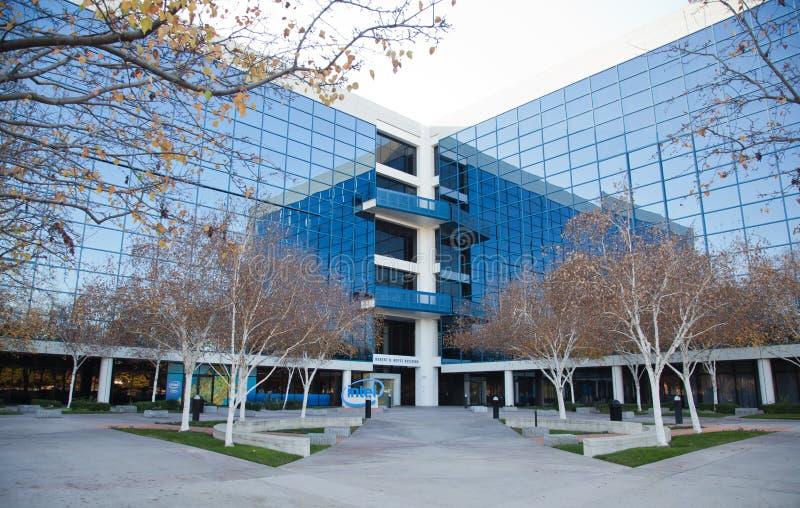 Intel Corporation stockbild