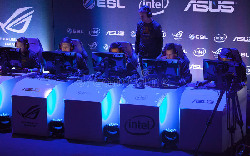 Intel-Extrem beherrscht 2014 lizenzfreies stockbild