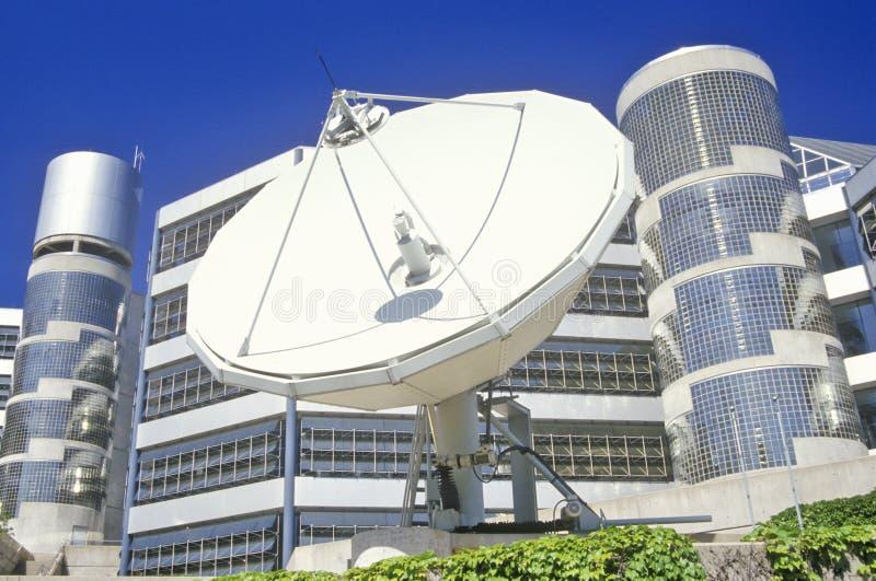 Intel-Satellitengebäude, Washington, DC lizenzfreie stockfotografie