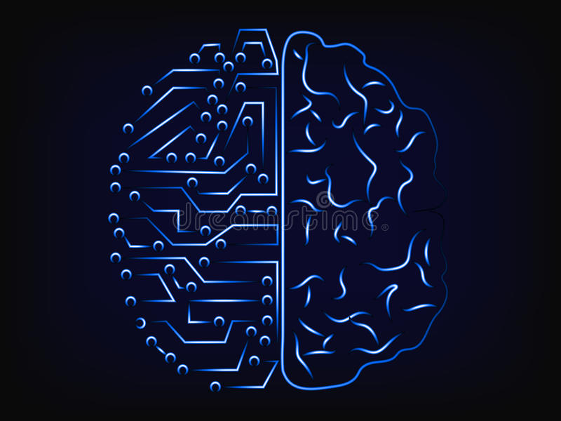 Inteligência artificial e a mente humana, projeto do cérebro