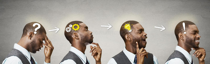 Inteligência emocional fotos de stock