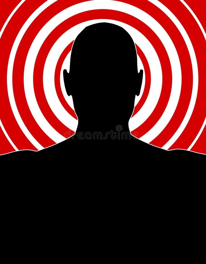 Inteligencia del intelecto de la potencia de la mente stock de ilustración