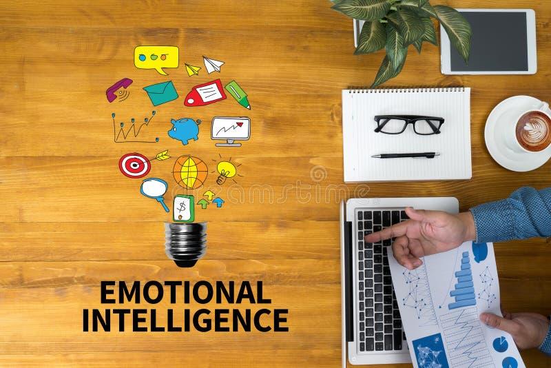 Inteligencia emocional fotografía de archivo