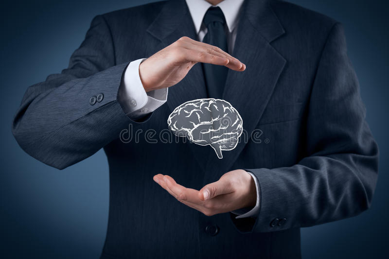 Intellectual property protection royalty free stock photo