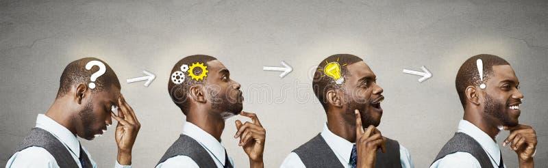 Intelligence émotive photos stock