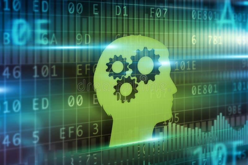 Intelligence concept royalty free stock image